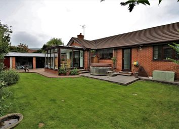 Thumbnail 4 bed detached bungalow for sale in Oaklands, Cheddar