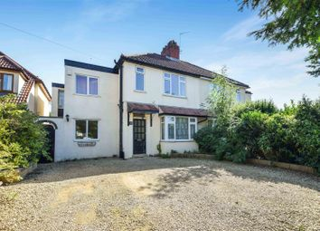 Thumbnail 5 bedroom semi-detached house for sale in Coombe Lane, Bristol