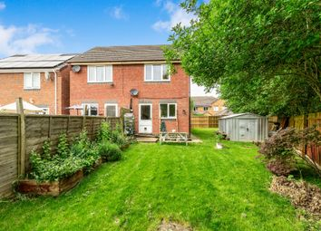 Thumbnail 2 bedroom semi-detached house for sale in Lancaster Close, Bicester