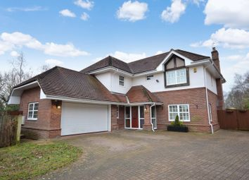 Thumbnail 4 bedroom detached house for sale in The Keep, Ironbridge Road, Madeley, Telford, Shropshire.