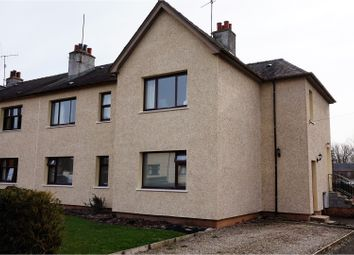 Thumbnail 3 bed flat for sale in Kings Road, Blairgowrie