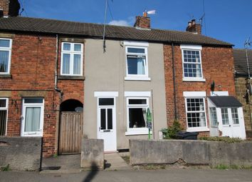 Thumbnail 2 bed terraced house for sale in Church Lane, South Wingfield, Alfreton