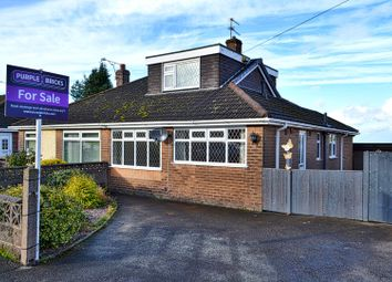 Thumbnail 3 bedroom semi-detached bungalow for sale in Everest Road, Stoke-On-Trent