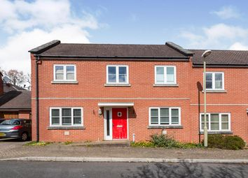 Thumbnail 4 bed semi-detached house for sale in Owen Way, Basingstoke, Hampshire