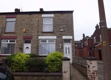 Thumbnail 2 bed end terrace house for sale in Hawthorne Street, Bolton, Lancashire