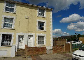 Thumbnail 1 bedroom flat to rent in Trafalgar Street, Gillingham, Kent.