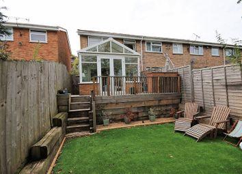 Thumbnail 3 bedroom end terrace house for sale in Devon Road, Luton