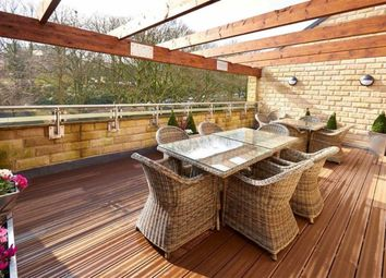 Thumbnail 1 bed flat for sale in Calico Court, Glossop, High Peak