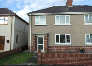 Thumbnail 3 bed semi-detached house to rent in Elkington Road, Burry Port