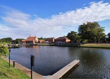 Thumbnail 2 bed terraced house for sale in Torksey Lock, Torksey