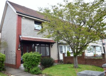 Thumbnail 2 bedroom end terrace house for sale in Camelon Crescent, Blantyre, Glasgow, South Lanarkshire