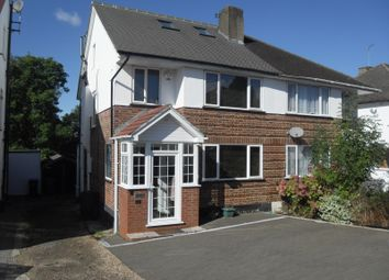 Thumbnail 4 bed semi-detached house to rent in Chapman Crescent, Harrow