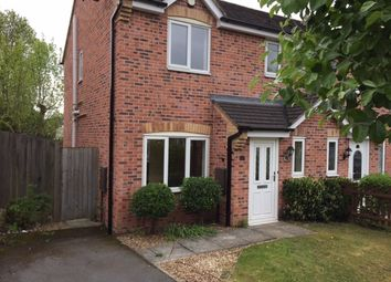 Thumbnail 3 bed semi-detached house to rent in Grange Close, Leicester