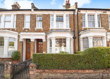 Thumbnail 4 bed terraced house for sale in Windermere Avenue, Queens Park