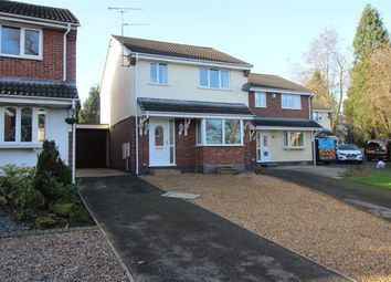 Thumbnail 3 bed detached house to rent in Chidlow Close, Hough, Crewe