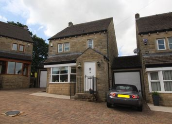 Thumbnail 3 bed semi-detached house for sale in Ascot Gardens, Sowerby, Sowerby Bridge