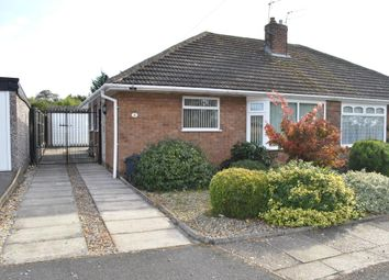 Thumbnail 2 bed bungalow for sale in Paddock Close, Oadby