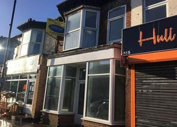 Thumbnail Retail premises to let in 153 Newland Avenue, Hull, East Yorkshire