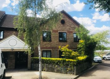 Thumbnail 1 bed flat for sale in Deanery Close, London
