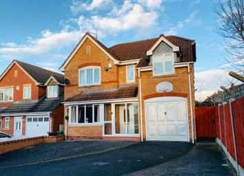 Thumbnail Detached house for sale in Darley Drive, Wolverhampton