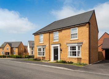 "Thumbnail 4 bedroom detached house for sale in ""Eden"" at Warkton Lane, Barton Seagrave, Kettering"