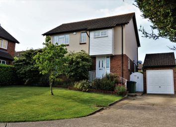 Thumbnail 4 bed detached house for sale in Fieldway, Basildon