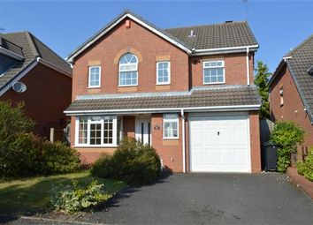 Thumbnail 4 bedroom detached house to rent in Charlecote Drive, Dudley
