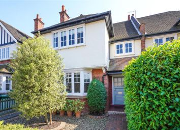 Thumbnail 4 bedroom semi-detached house for sale in Southville Road, Thames Ditton, Surrey