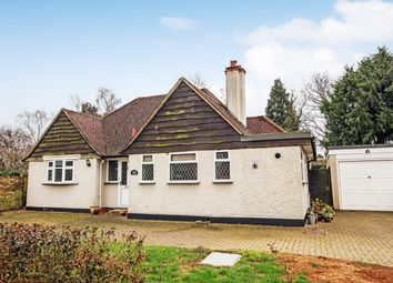 Thumbnail 5 bed detached bungalow for sale in Whitethorn Lane, Letchworth Garden City