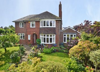 Thumbnail 4 bed detached house for sale in Broomhall Avenue, Wakefield