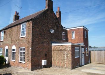Thumbnail 3 bed semi-detached house for sale in Emneth, Norfolk
