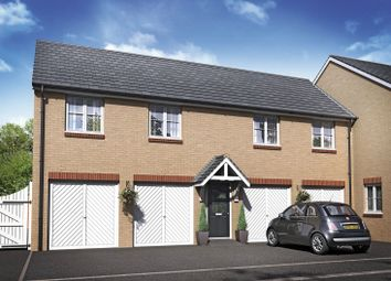 Thumbnail 2 bedroom detached house for sale in Eastrea Road, Whittlesey, Peterborough