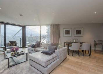 Thumbnail 2 bed flat to rent in Two Riverlight Quay, Nine Elms, Vauxhall, London