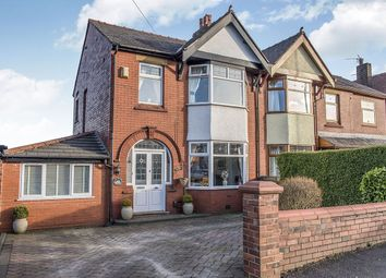 Thumbnail 3 bed semi-detached house for sale in Winstanley Road, Billinge, Wigan