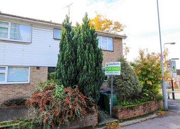 Thumbnail 3 bed end terrace house for sale in Kings Head Hill, North Chingford, London