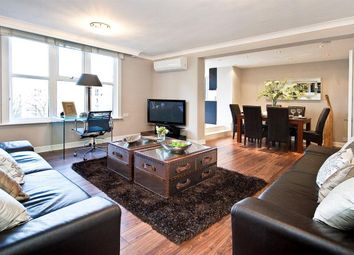 Thumbnail 3 bed property to rent in St. Johns Wood Park, London