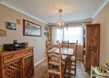 Thumbnail 3 bed detached bungalow for sale in St Johns Way, Feltwell, Thetford
