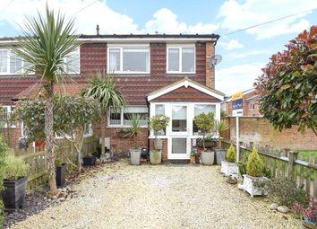 Thumbnail 3 bedroom end terrace house for sale in Parkside, Halstead, Sevenoaks, Kent