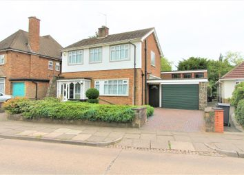 Thumbnail 3 bed detached house for sale in Davenport Road, Evington, Leicester