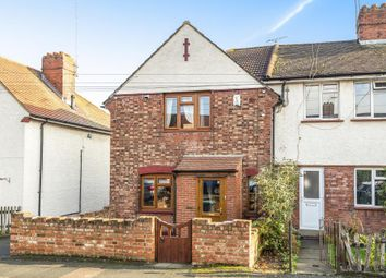 Thumbnail End terrace house for sale in Hill Road, Muswell Hill, London