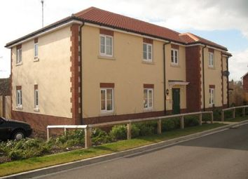 Thumbnail 2 bed flat to rent in Trow Close, Cotton End, Bedford