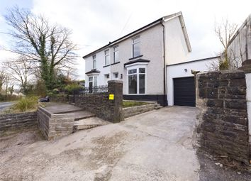 Thumbnail 3 bed semi-detached house for sale in Hirwaun Road, Trecynon, Aberdare, Mid Glamorgan
