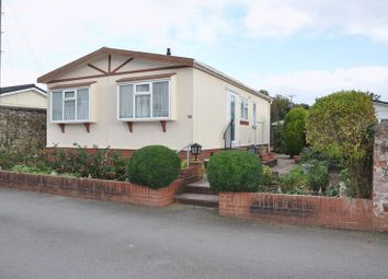 Thumbnail 2 bed property for sale in Mill On The Mole Residential Park, South Molton