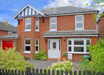Thumbnail 4 bed detached house for sale in Sway, Lymington, Hampshire
