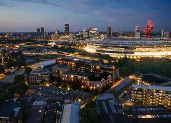 Thumbnail 1 bed flat for sale in Bream Street, London