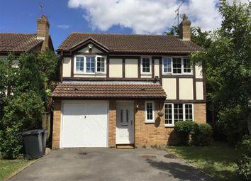 Thumbnail 4 bedroom detached house for sale in Saddleback Road, Ramleaze, Swindon