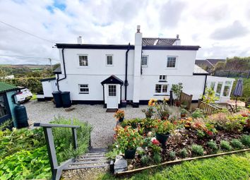 Thumbnail 4 bed cottage for sale in Warbstow, Launceston