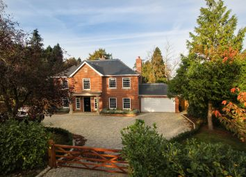 Thumbnail 6 bed detached house to rent in Greys Road, Henley On Thames