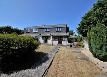 Thumbnail 3 bed semi-detached house for sale in Binhamy Crest, Cleavelands, Bude, Cornwall