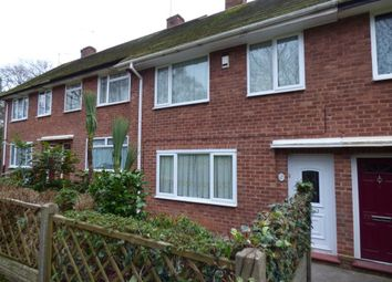 Thumbnail 2 bed terraced house to rent in Cadleigh Gardens, Harborne, Birmingham